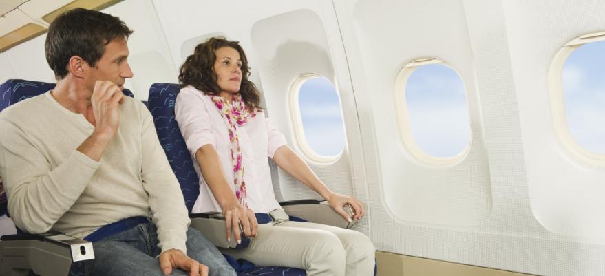 kaip įveikti skrydžio baimę