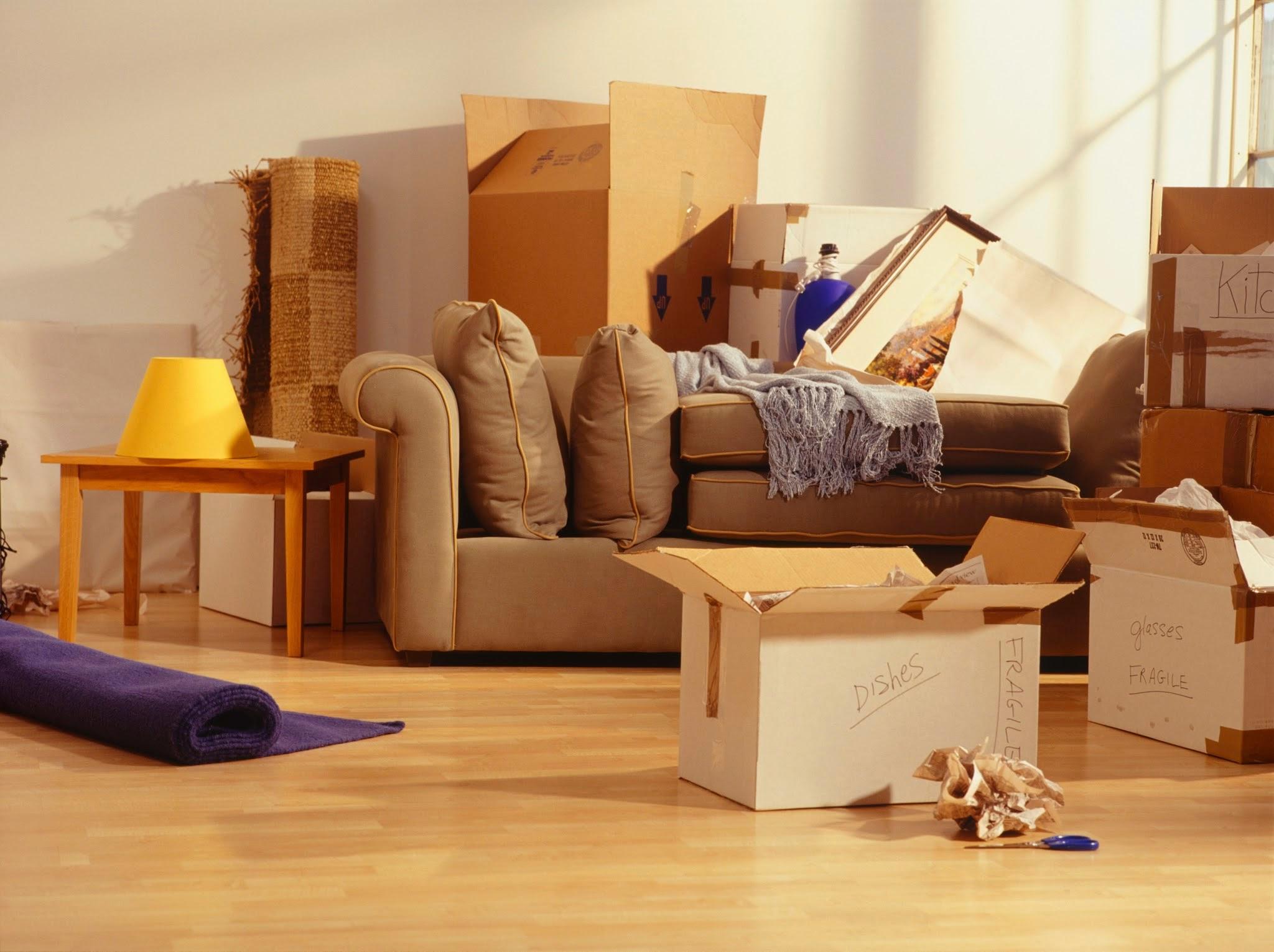 Kaip saugiai perkraustyti savo turtą