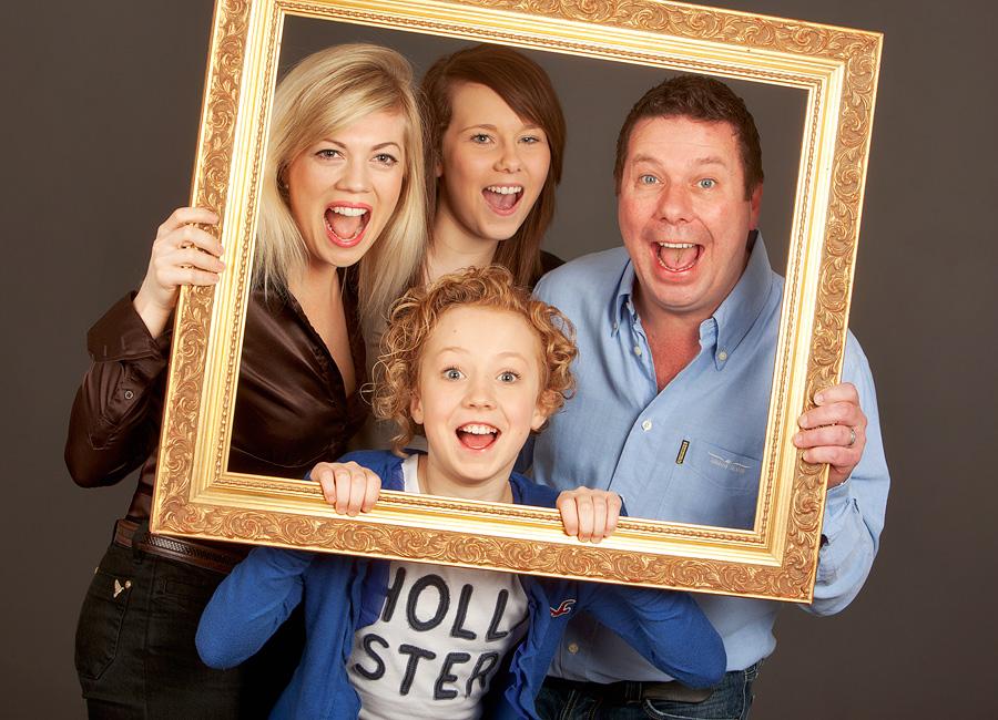 Šeimos fotosesija – produktyvus šeimos laisvalaikio praleidimas su išliekamąja verte