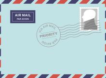 Kaip teisingai rašomas adresas ant voko?