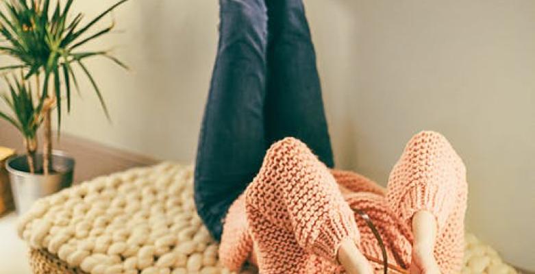 Ružavas megztinis