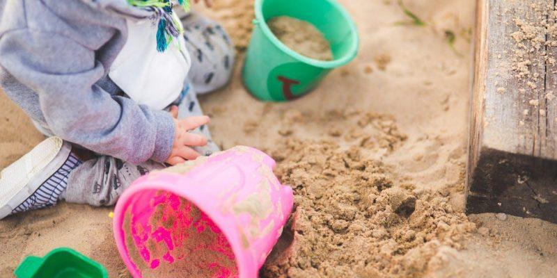uždengiamos smėlio dėžės