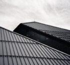 šlaitinio stogo įrengimas