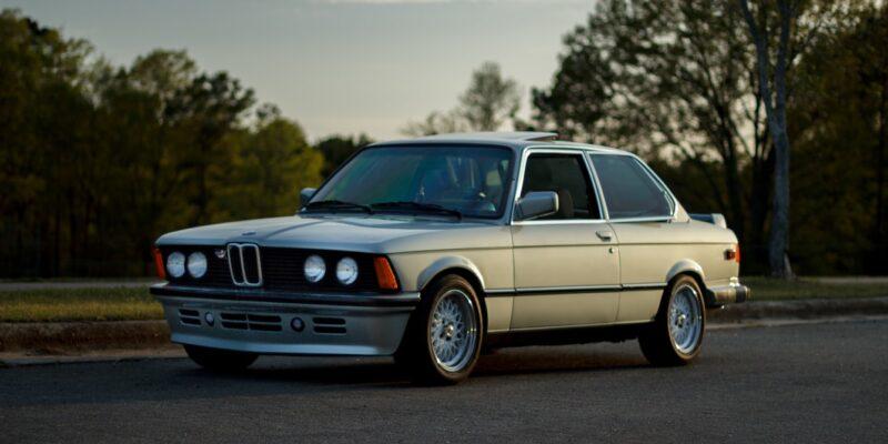 BMW dalys