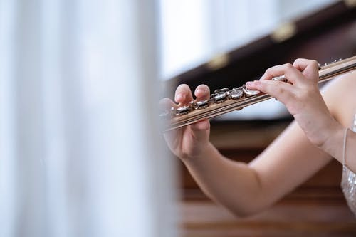 muzikine terapija fleitos garsai